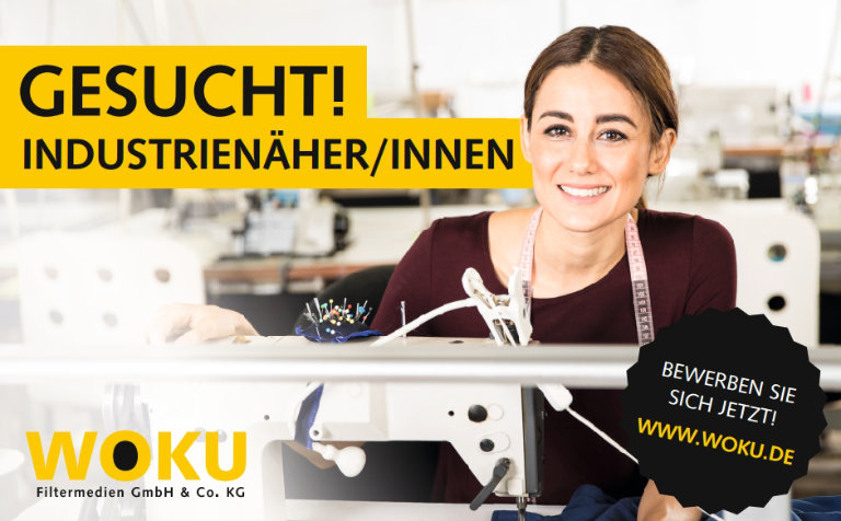 Job als Industrienäher / Industrienäherin